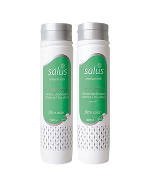 Kits Especiais – Shampoo e Condicionador com Proteção UVA e UVB